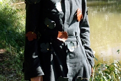 Mantel von Schneiderin Simona