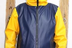 PVC Jacke von Schneiderin Simona
